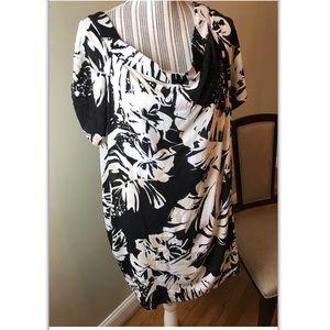 Cato's Women's Cold Shoulder Dress Sz XL new